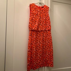 Hugo Boss Dasolia Red Dress Size 6